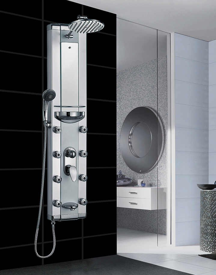 Shower Panels Bathroom Image Of