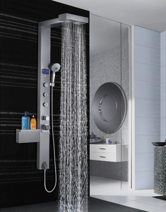 Luxury Shower Panel Bathroom Steam